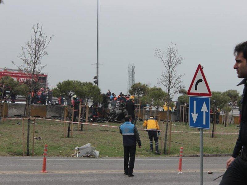 Tüyap Fuar Merkezi Büyük Tehlike Atlattı