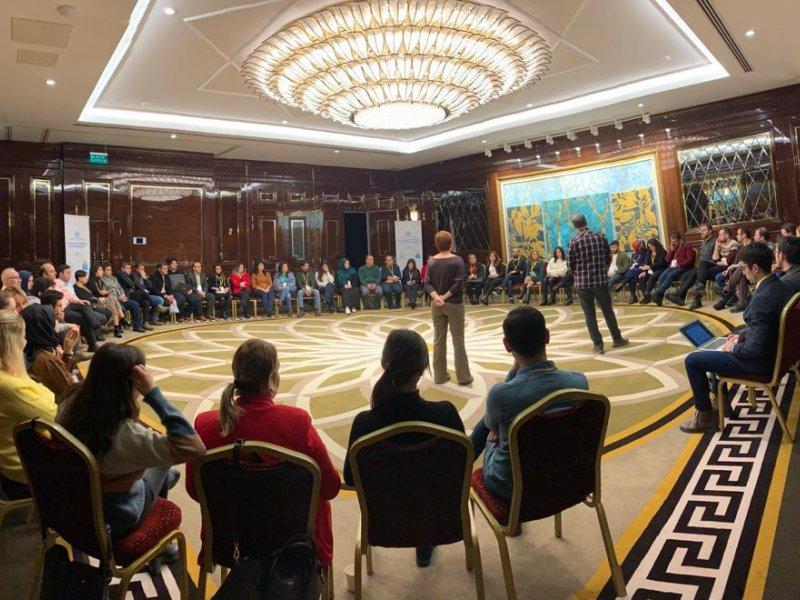 Tohum Otizm Vakfı, Ankara'da Eğitim Değerlendirme ve Canlandırma Toplantısı Gerçekleştirdi