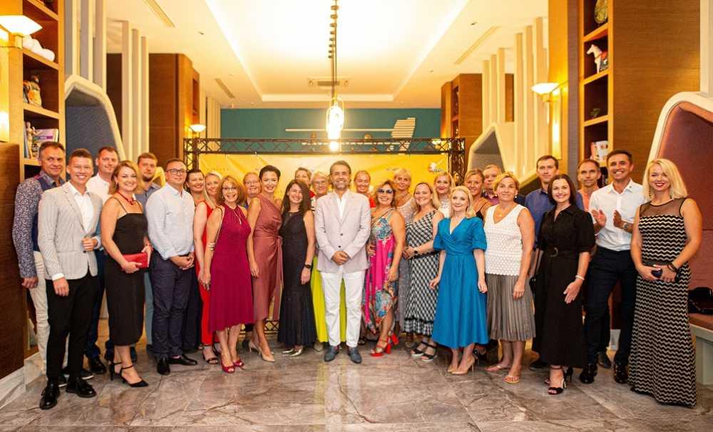 Akay Turizm 2022 sezonu öncesi Novatours üst yönetimini, ağırladı ...