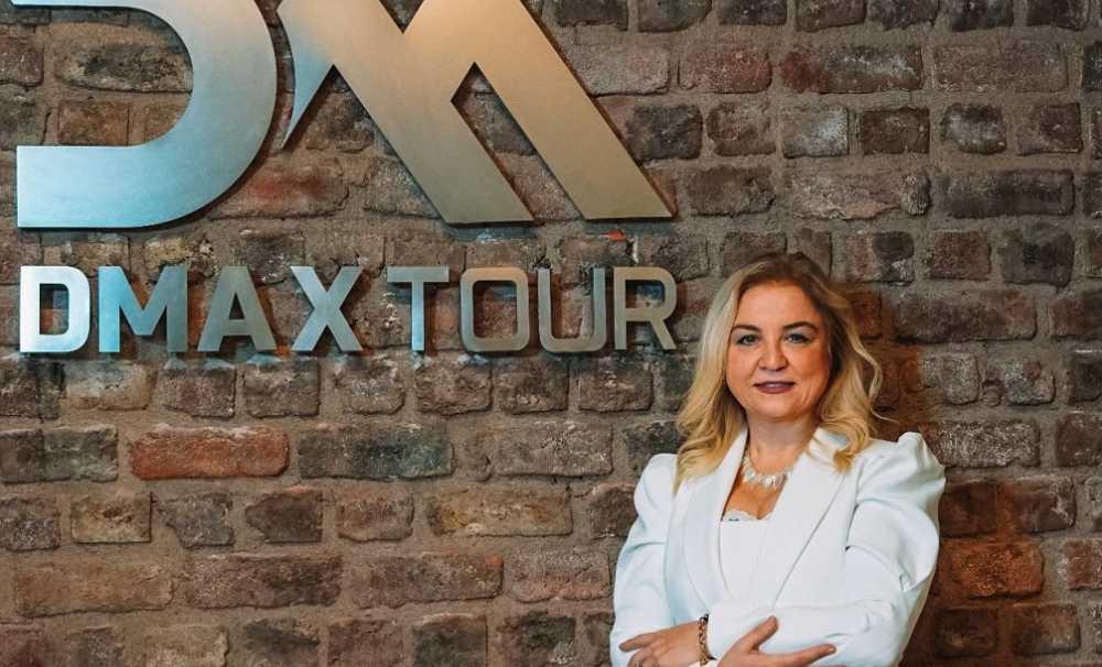 Dmaxtour  turizm sektörüne yeni bir soluk getirecek....