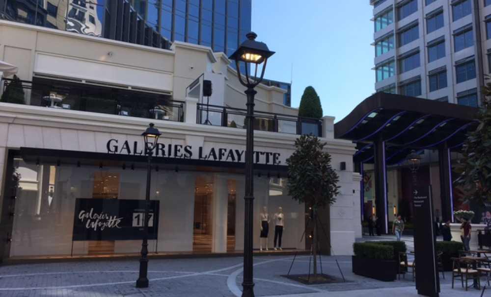 Galeries Lafayette Demsa Group İşbirliği İle İstanbul'da Açılıyor