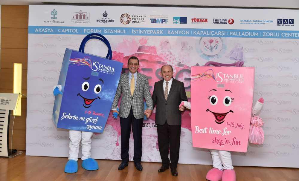 İstanbul'un En Güzel Zamanı ShoppingFest İçin Geri Sayım Başladı