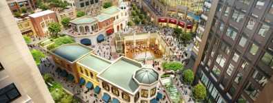 Emaar Square Mall Bir Kerede Bir Karede