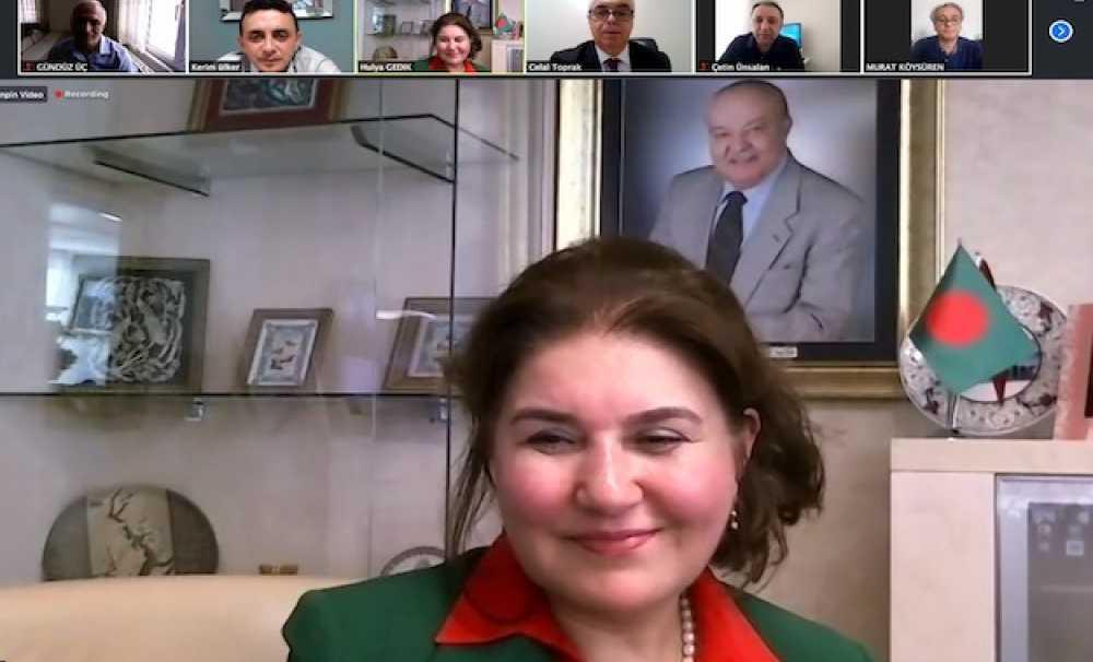 """EGD, DEİK ile birlikte düzenlediği """"Ticari Diplomasi Yolculuğu"""" buluşmaları devam ediyor..."""