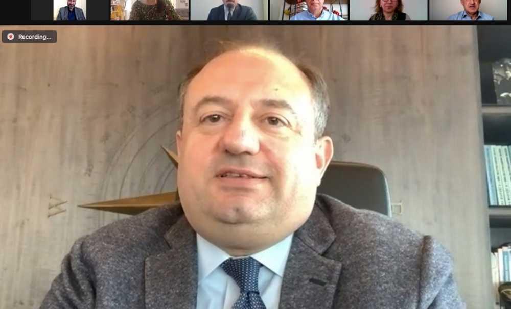 """EGD-DEİK """"Ticari Diplomasi Yolculuğu"""" buluşmalarında bu defa Bulgaristan konuşuldu..."""