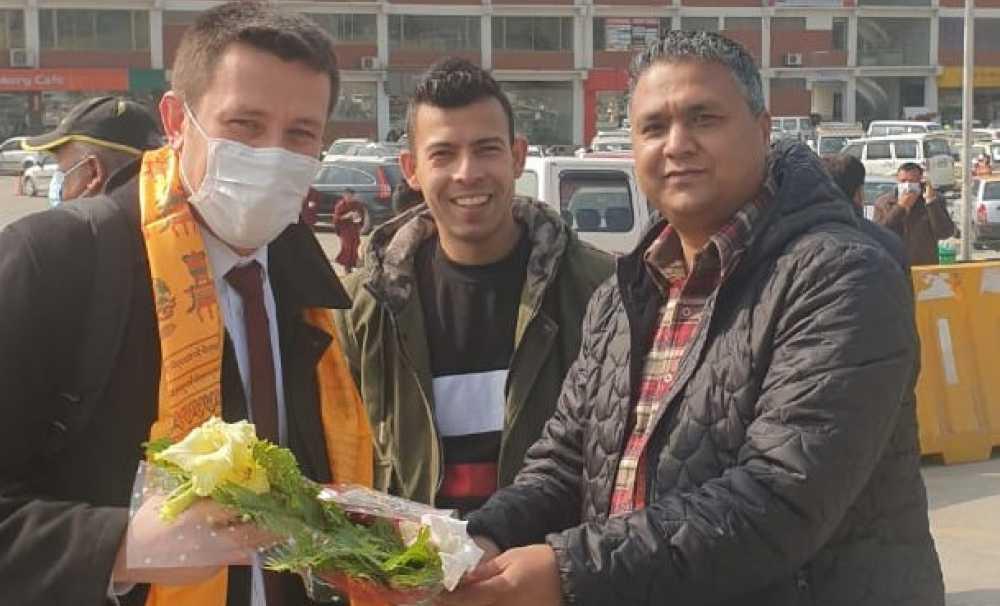 Şimdi Nepal de açılacak Türk restoranlarında Türk yemekleri yapılacak...
