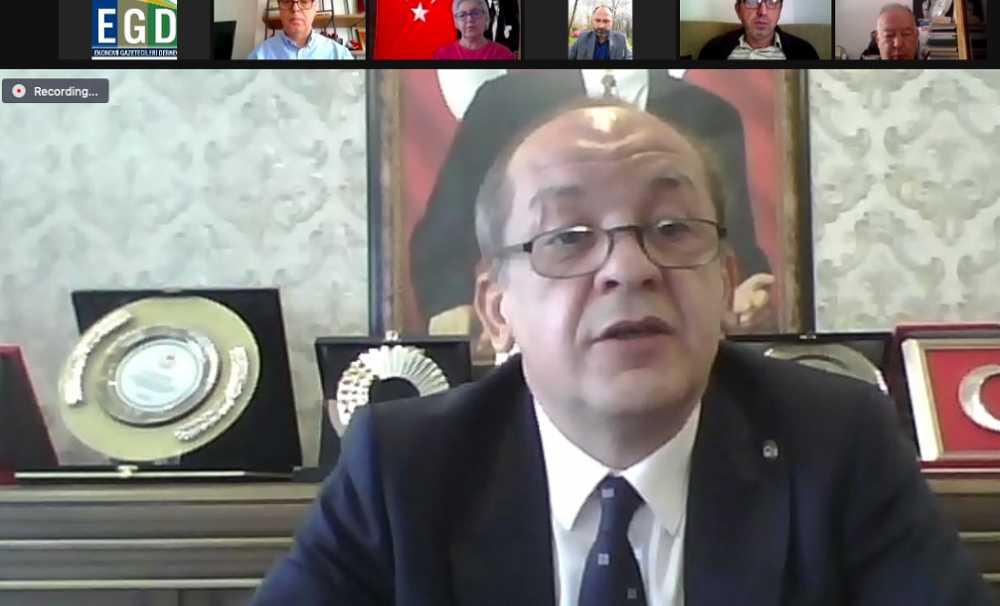 Türkiye Ekonomiyi Konuşuyor' programında bu kez Çankırı konuşuldu....
