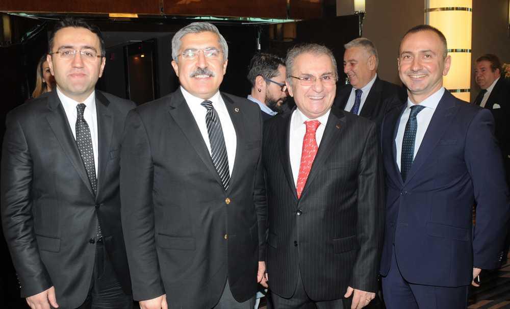 TÜROB Üyeleri Hyatt Centric Levent İstanbul Hotel'de buluştu