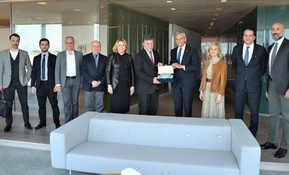 TÜRSAB ve TBV Turizmde Diğital İşbirliği Yapacak