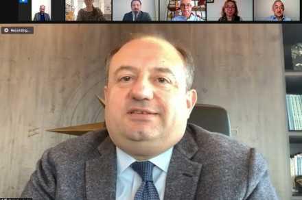 """EGD-DEİK """"Ticari Diplomasi Yolculuğu"""" buluşmalarında bu defa Bulgaristan konuşuldu…"""
