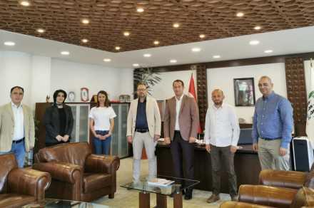 Gastronomi Turizmi Derneği yöneticileri Trabzon'a çıkartma yaptı.