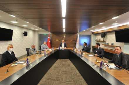 GTD'nin Kültür ve Turizm Bakanlığı ziyareti…