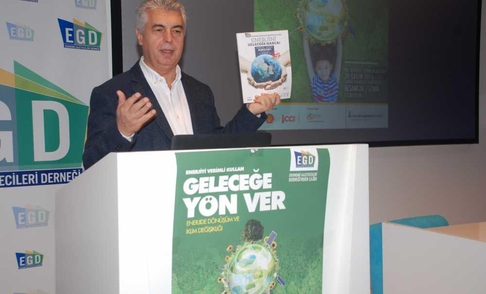 DAIKIN Sponsorluğunda EGD Küresel Isınma Kurultayı'nın  kitabını yayımlandı