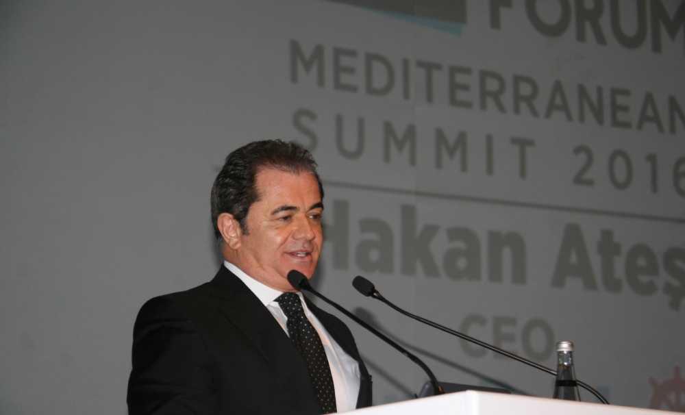 Dünya Turizmine Yön Verenler Antalya'Da Buluştu