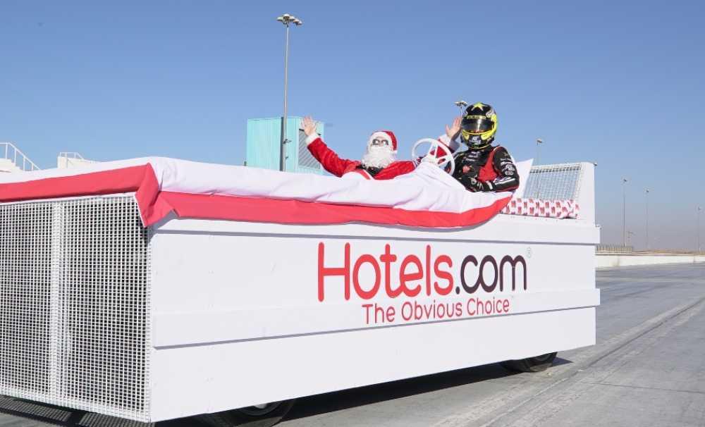 Hotels.com, 'Dünyanın En Hızlı Mobil Yatağı' İle Guinness Dünya Rekorlar Kitabı'Na Girdi