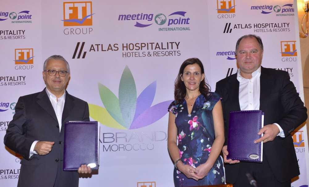 Meeting Point Ve Atlas Hotels'ten Fas'Ta Labranda Markası Altında Büyük Ortaklık