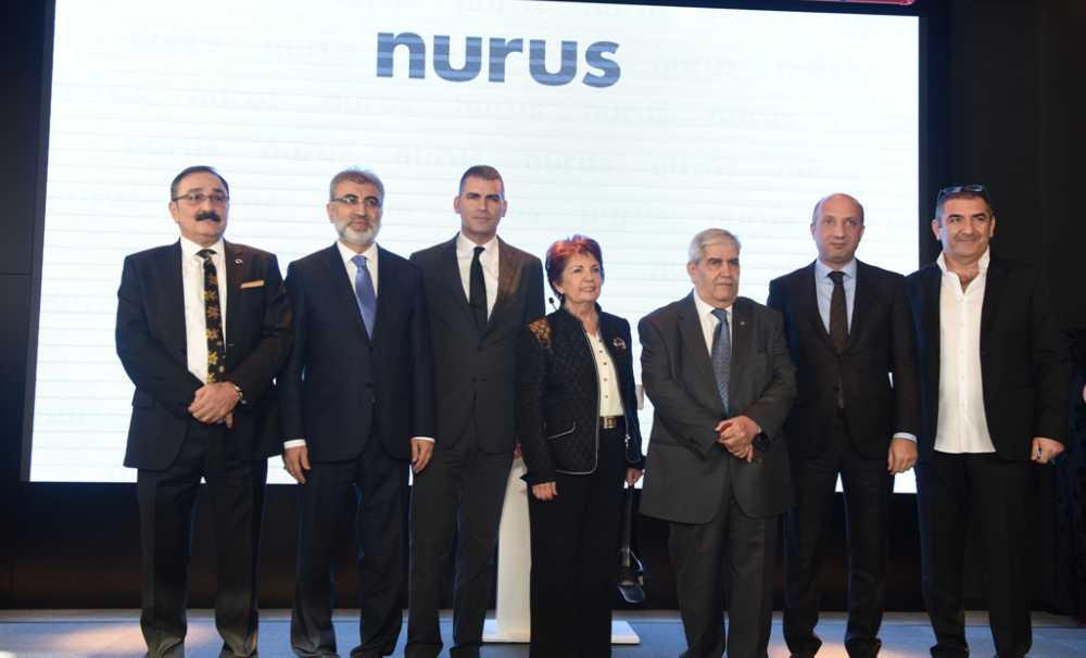"""Nurus """"Amiral Gemisi""""ni Başkente Açtı"""