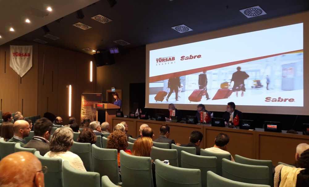 Sabre, TÜRSAB Akademi Lansmanında Geleceğin Seyahat Teknolojisini Anlattı