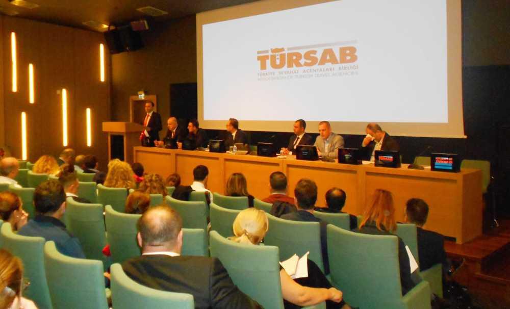 Türsab E-Turizm ve Turizm Muhasebesi Komitesi tarafından, E-Muhasebe Çalıştayı gerçekleştirildi