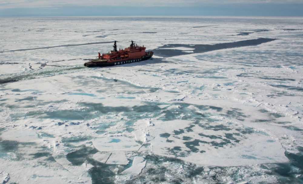 Fest Gezginleri Kuzey Kutbu'na Doğru Yola Çıktı