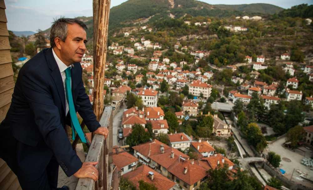 """""""İpek Yolu Koridoru Doğa, İnanç Ve Kültür Turizminin Merkezi Olacak"""""""