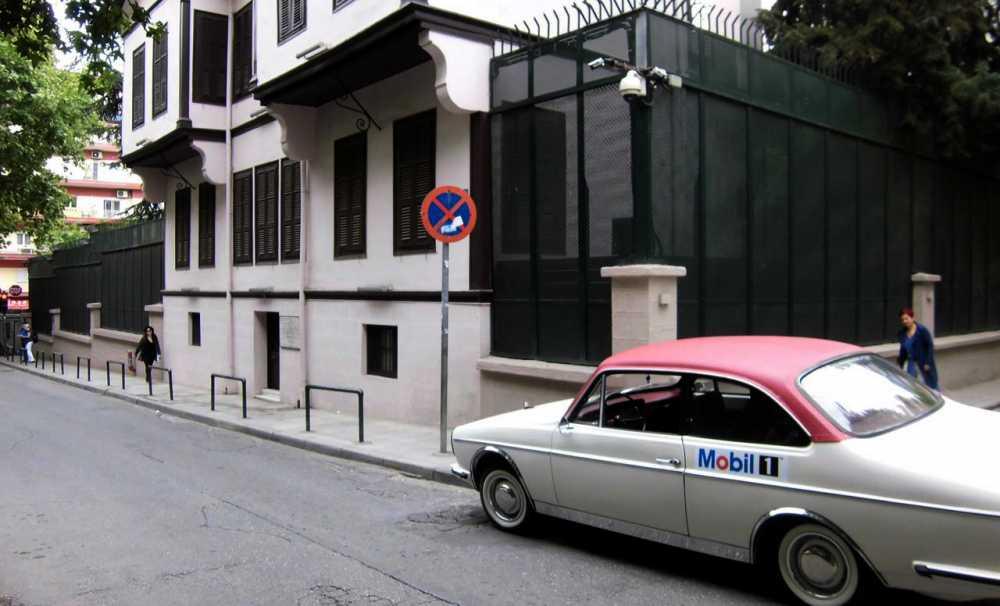 Klasik Otomobilcilerin ''Komşu Ziyareti''