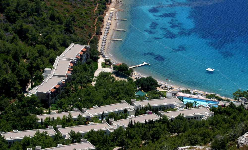 Sea Garden Resort Dalış Meraklılarını Bekliyor
