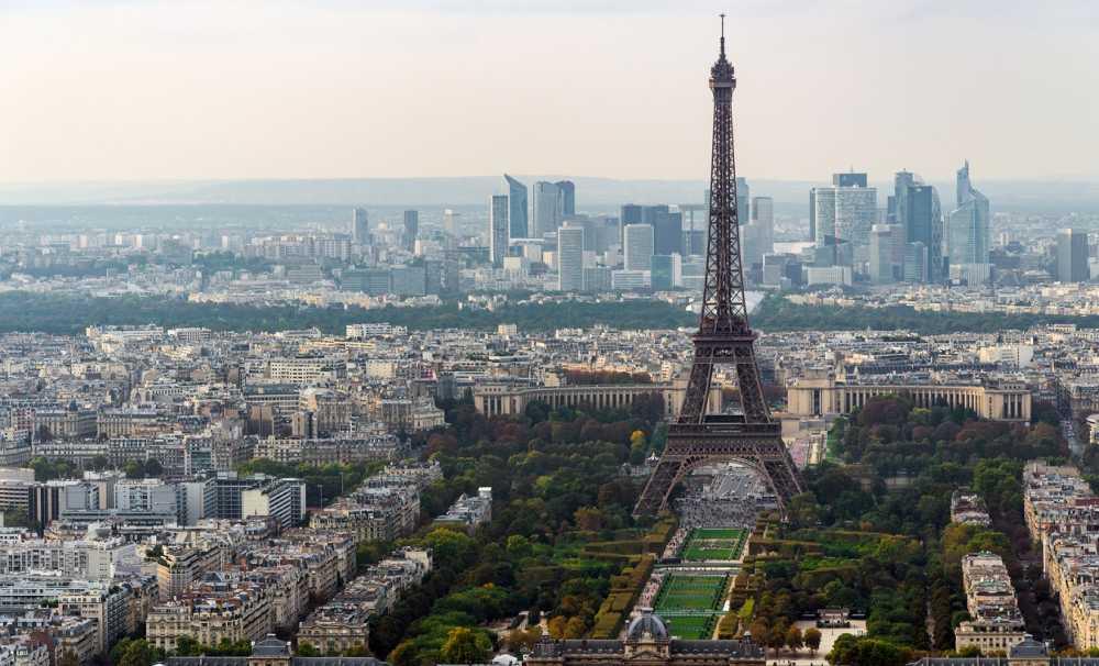 Sömestr Tatilinin Gözdesi Fransa Oldu