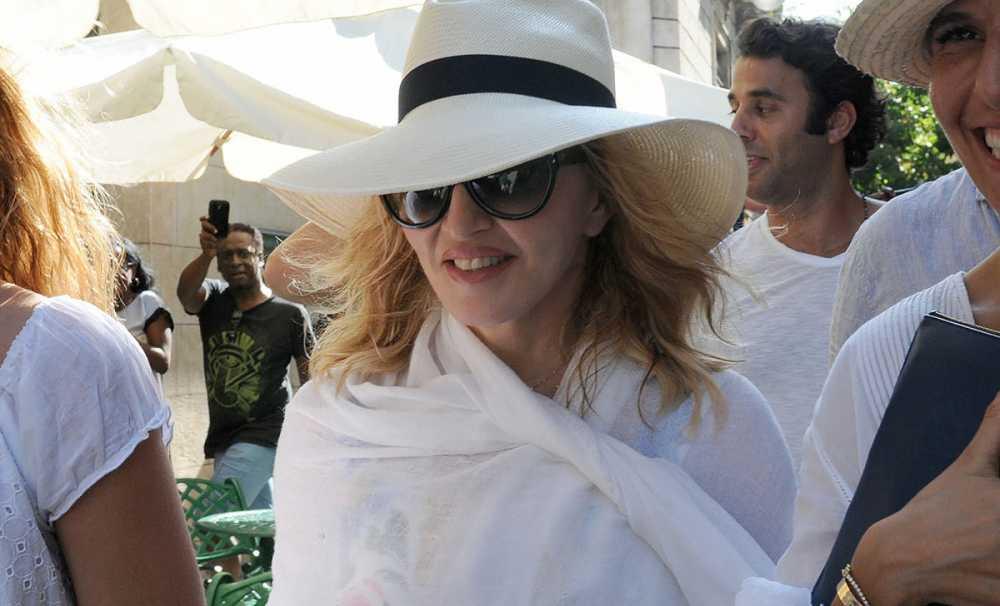 58'inde 28 gösteren Madonna'nın sırrı