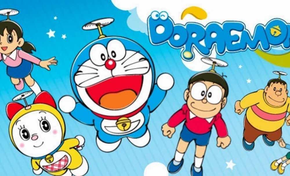 Doraemon ve Arkadaşları Muhteşem Sahne Şovları ile Trump Avm'de
