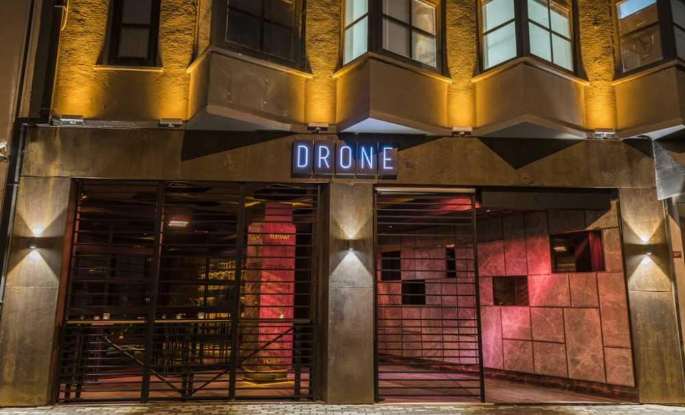 Drone Karaköy Açıldı