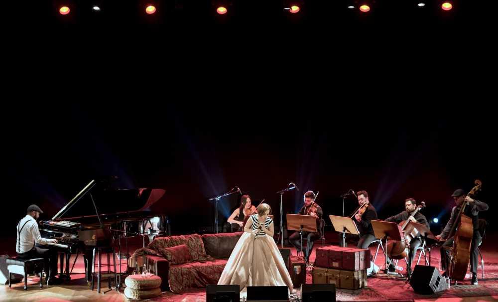Harbiye Açıkhava Konserleri İstanbul Gecelerini Renklendirecek