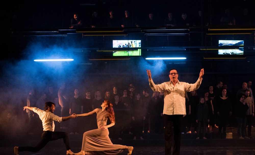 İstanbul Devlet Opera ve Balesi 9 Şubat akşamı bir baş yapıt YUNUS EMRE ile Zorlu PSM' de…