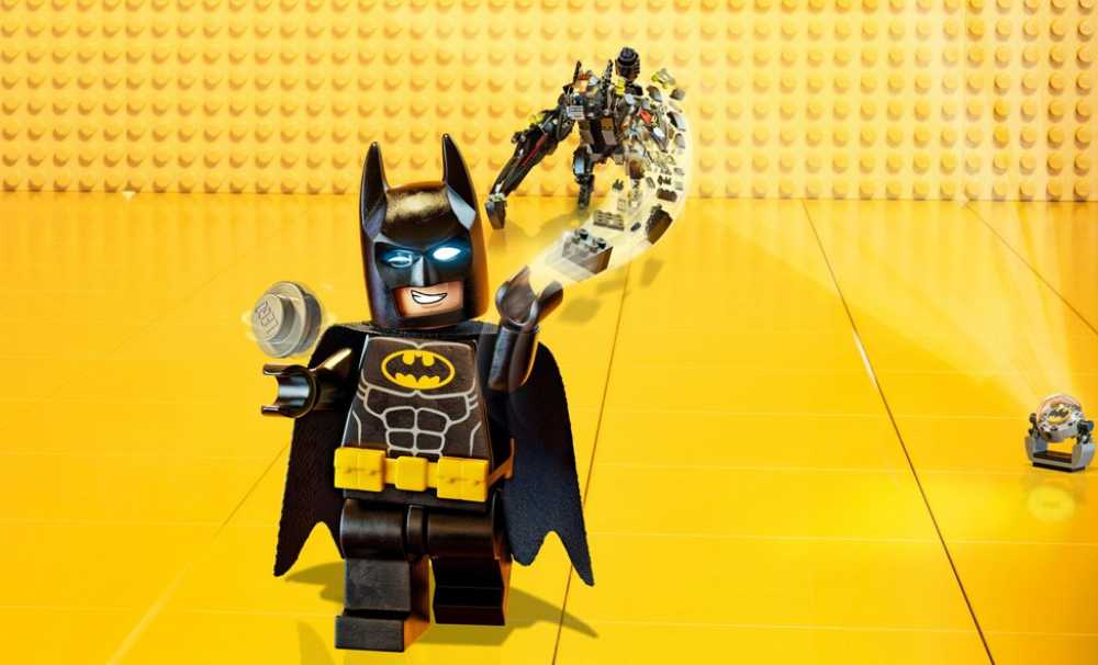 Lego Batman Zorlu'da Çocuklarla Buluşuyor
