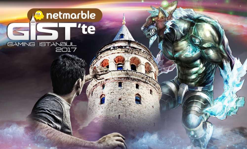 Netmarble Türkiye, Birbirinden Güzel Oyunları İle Gaming İstanbul'da
