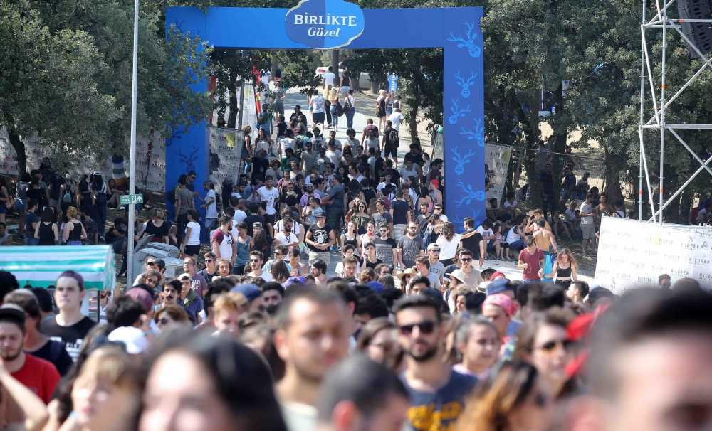 Nilüfer Müzik Festivali İle Müzik Ormandan Şehre Yayıldı