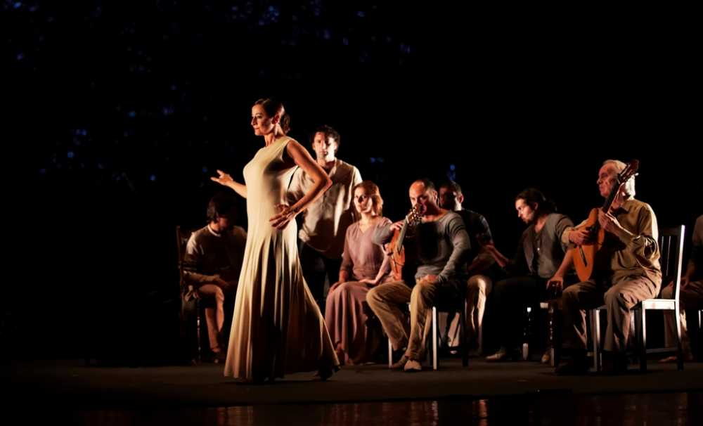 Paco Peña'Dan Lorca'Nın 80. Ölüm Yılına Özel Gösteri