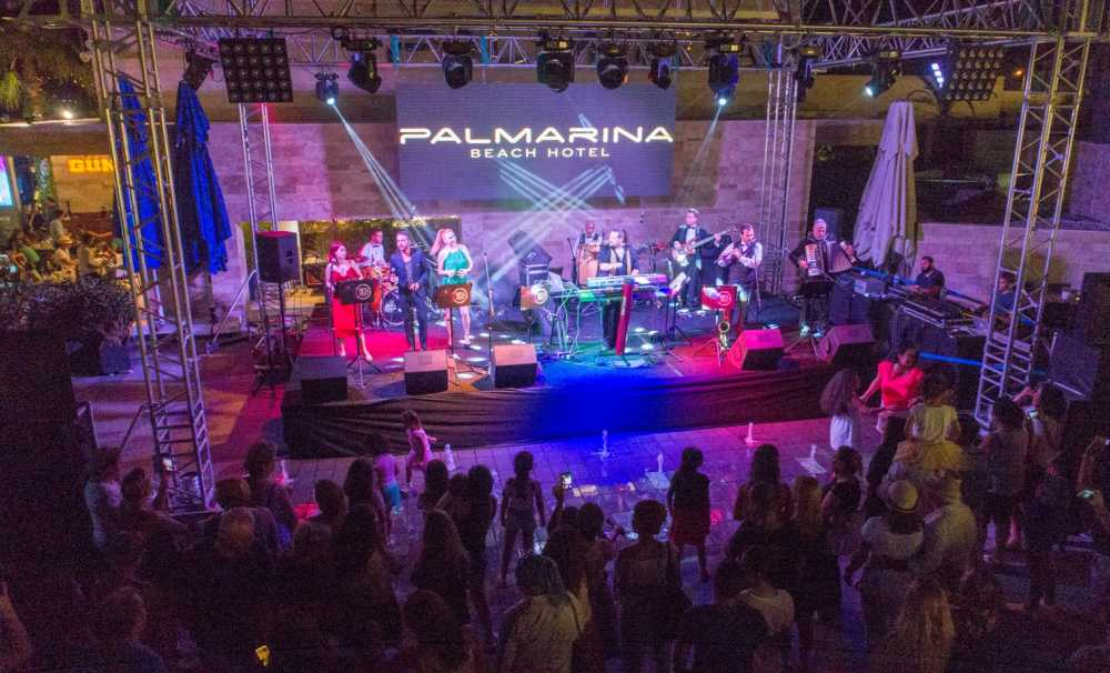 Palmarina Bodrum'da Bu Hafta