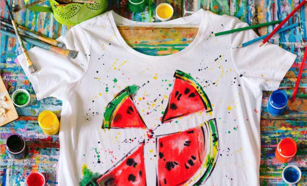 Trumpland'de Hafta Sonu Çocuklar T-Shirt Boyayacak