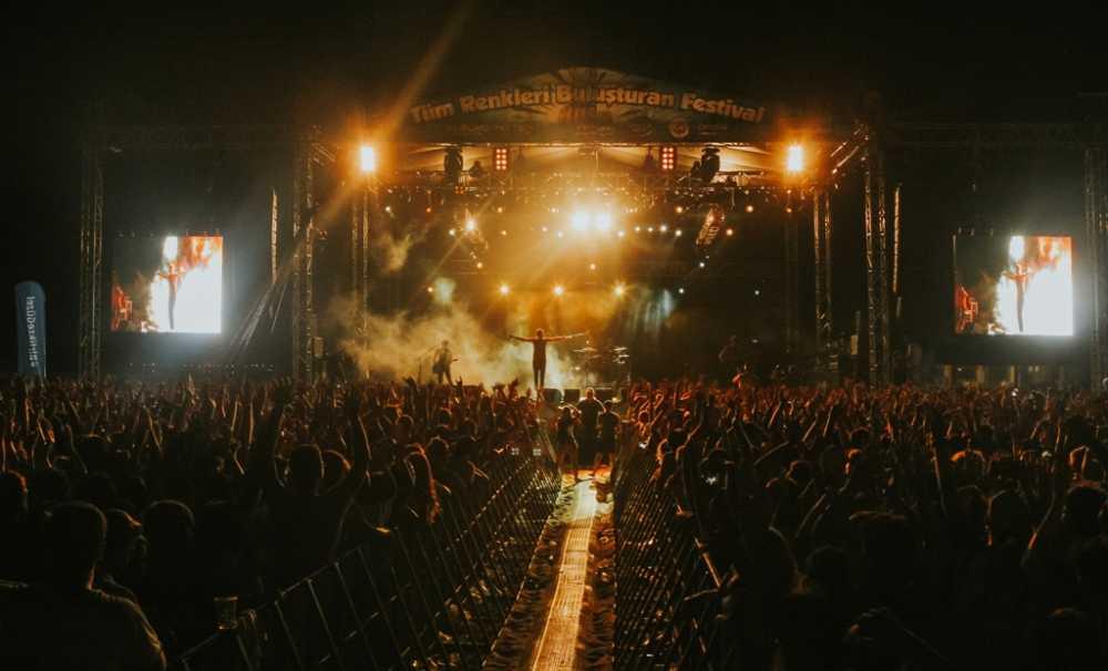 Ünlü Sanatçılar Trakya Fest'te Buluştu