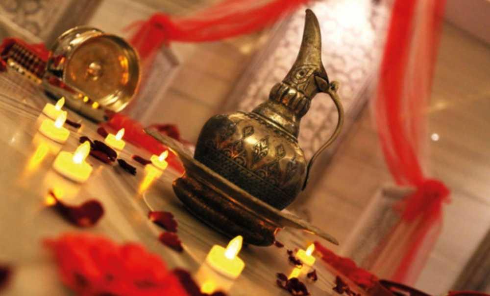 Wish More Hotel Istanbul'da Geleneksel Gelin Hamamına Modern Dokunuşlar