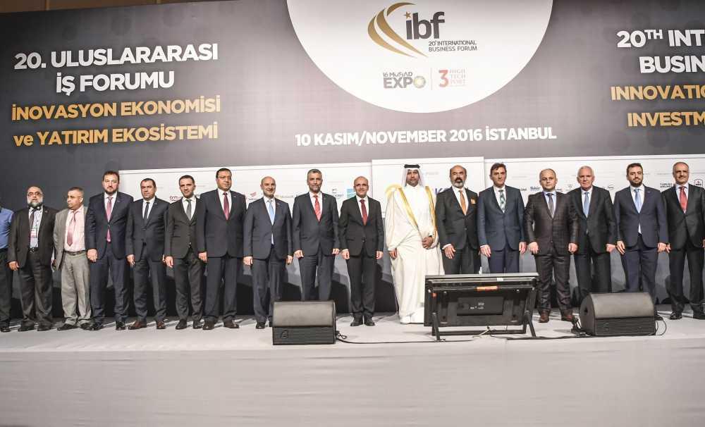 16. MÜSİAD EXPO İstanbul CNR Fuar Merkezi'nde başlıyor