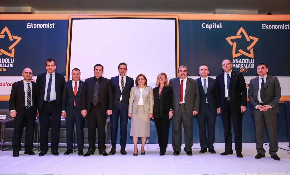 Anadolu Markaları Etkinliklerinin Açılışı Gaziantep'te Yapıldı