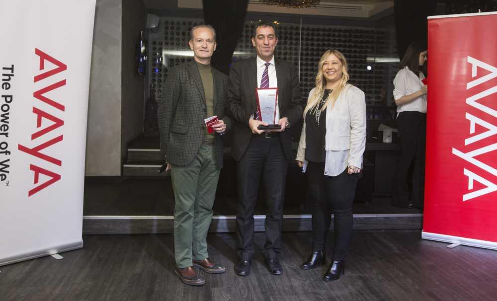 Avaya İş Ortağı Ödülleri Sahiplerini Buldu