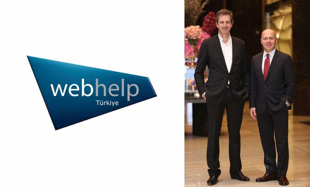Callpex'i satın alan Webhelp, yeni yatırım planları ile pazarda güçlenmeye devam ediyor!