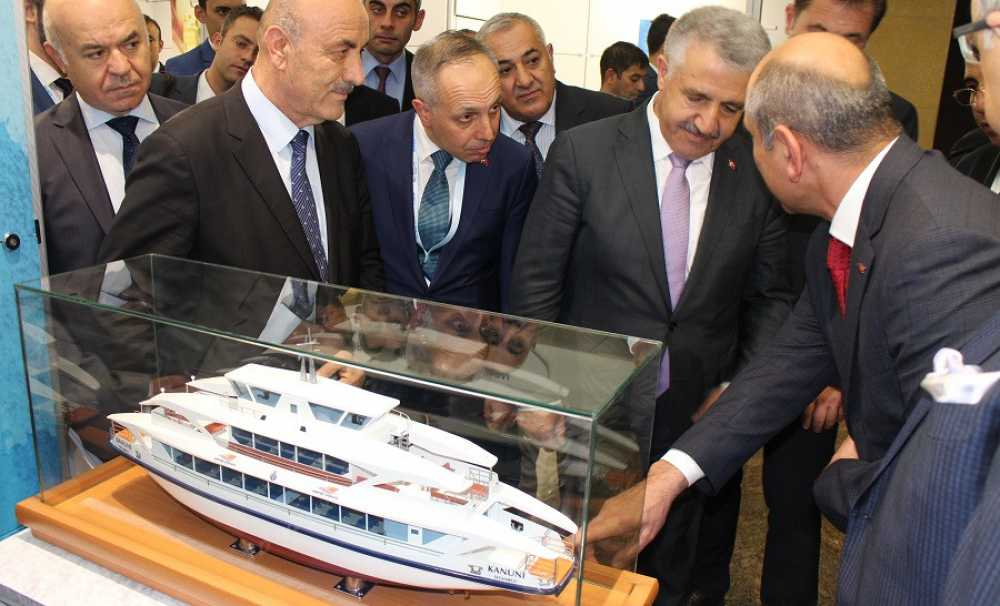 Dentur Avrasya, gemi projesi ile dikkat çekti!