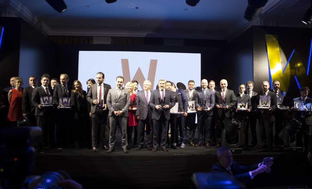 Dünya Turizm Ödülleri (World Tourısm Awards) İstanbul'Da Sahiplerini Buldu