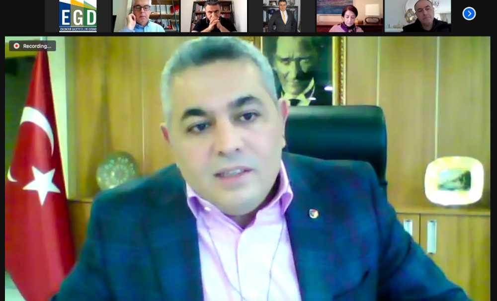 (EGD), 'Türkiye Ekonomiyi Konuşuyor' etkinliğini  Malatya'yla sürdürdü.