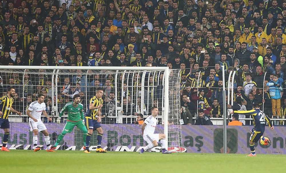 Fenerbahçe - Beşiktaş derbisinde internet kullanım rekoru kırıldı