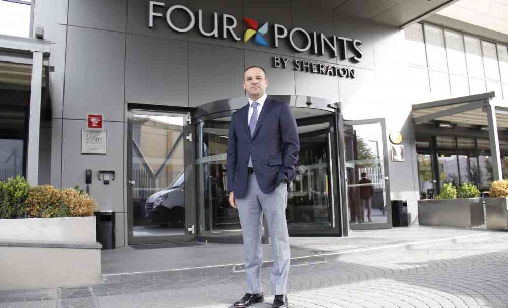 Four Points by Sheraton, Türkiye'de Er Yatırım'la 5 Yeni Otel Açacak